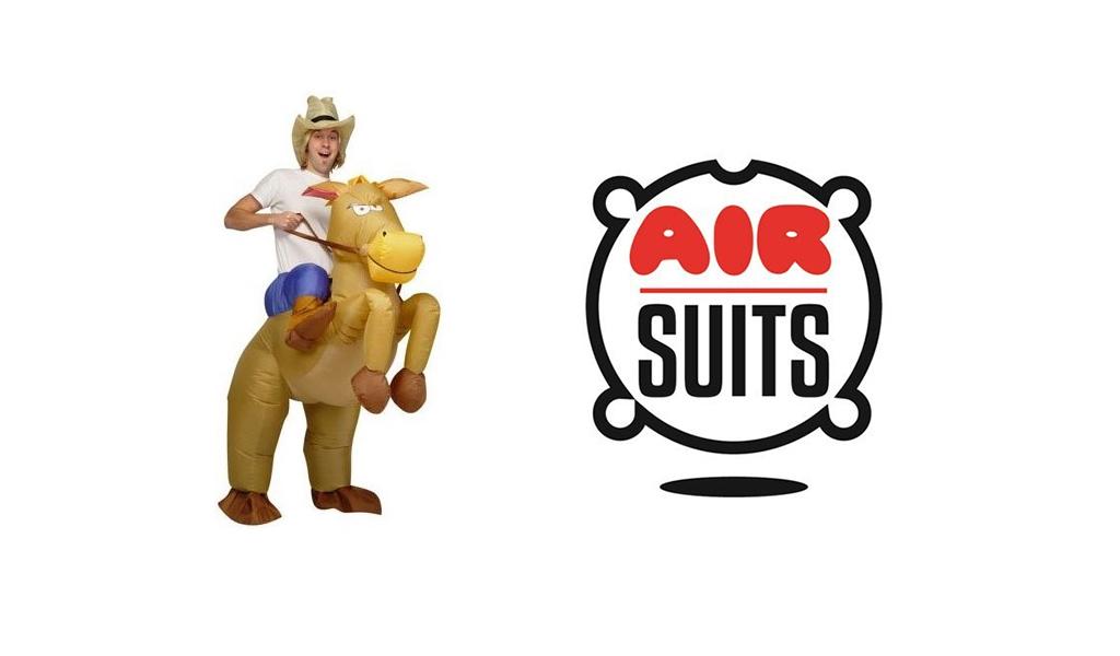 Kostüm Junggesellenabschied - Cowboy im AirSuite